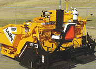 2013 Leeboy Paving Machine