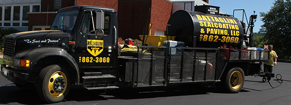 About Us Battaglini Sealcoating And Paving Llc